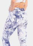Tie-Dye Flared Pants_