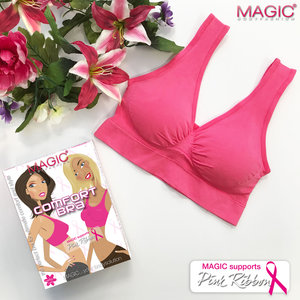Comfort Bra (Pink Ribbon)